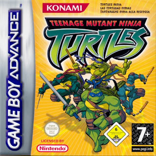 Teenage Mutant Ninja Turtles ( BR ) [ GBA ]