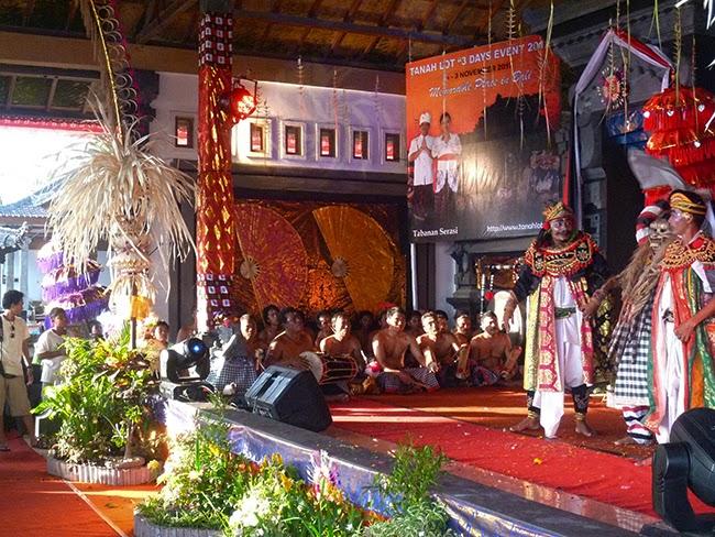 El Ramayana en Bali