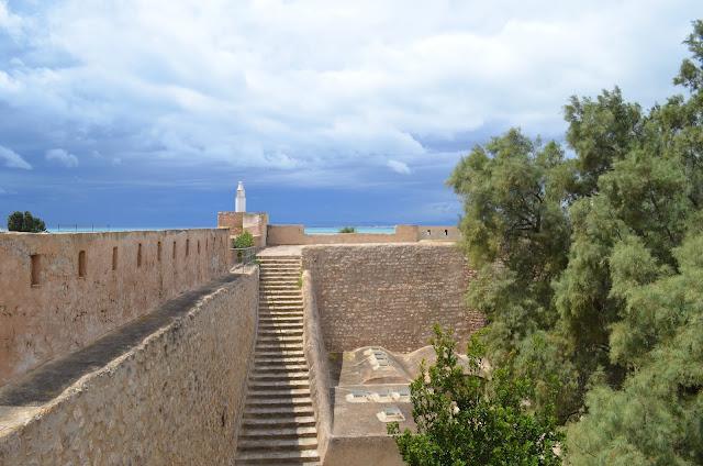 Kasbah uma fortaleza