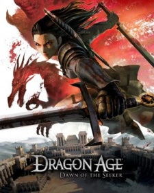 Hiệp Sĩ Diệt Rồng -Dragon Age Dawn Of The Seeker - Dragon Age Dawn Of The Seeker 2012 Poster