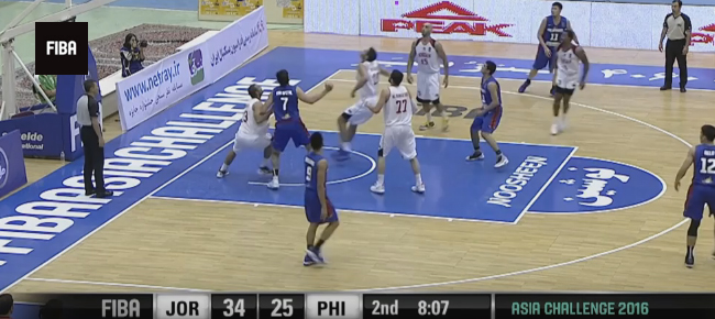 HIGHLIGHTS: Gilas Pilipinas vs. Jordan (VIDEO) 2016 FIBA Asia Challenge