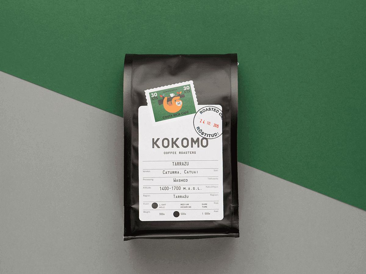 KOKOMO Packaging