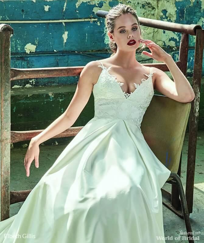 97b1a02e04e Elbeth Gillis 2018 Wedding Dresses - World of Bridal