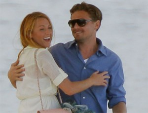 who is leonardo dicaprio dating august 2011