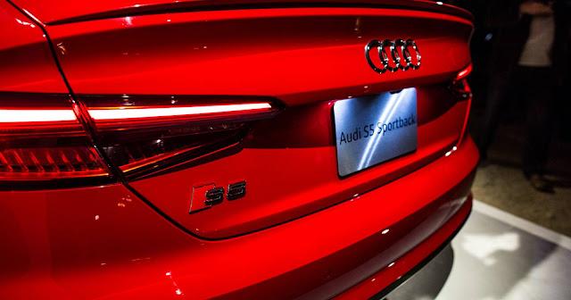 Audi A5/S5 Sportback 2018