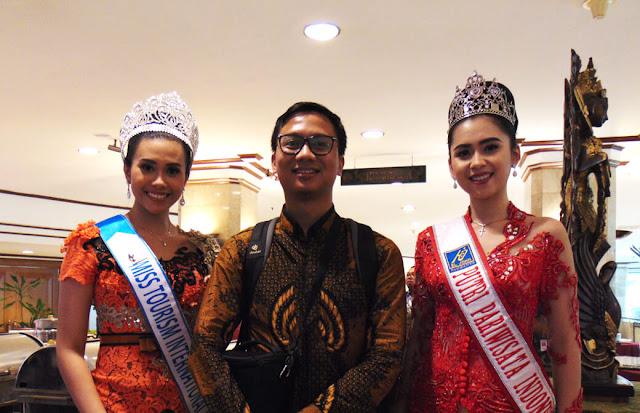 miss tourism international dan putri pariwisata 2018