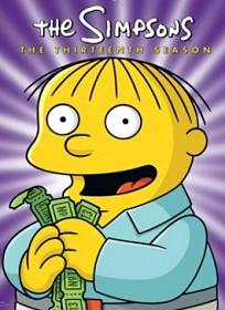Los Simpsons Temporada 13 Online