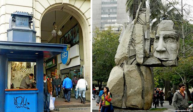 Praça de Armas, Santiago do Chile