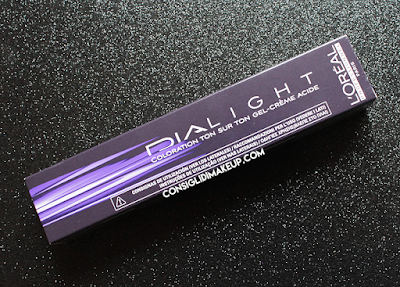 Review: Colorazione capelli Semi Permanente Dialight - L'Oreal