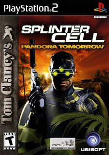 CheatTom Clancy's Splinter Cell Pandora Tomorrow Lengkap