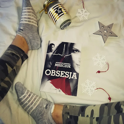 ✭  Obsesja - Katarzyna Berenika Miszczuk ✭