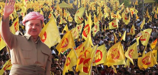 KCK KDP Kürdistan Devleti Irak toprak bütünlüğü