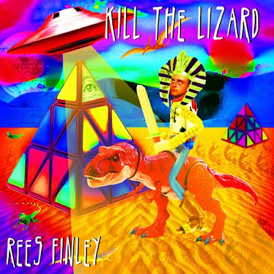 "Rees Finley Unveils New Single ""Kill The Lizard"""