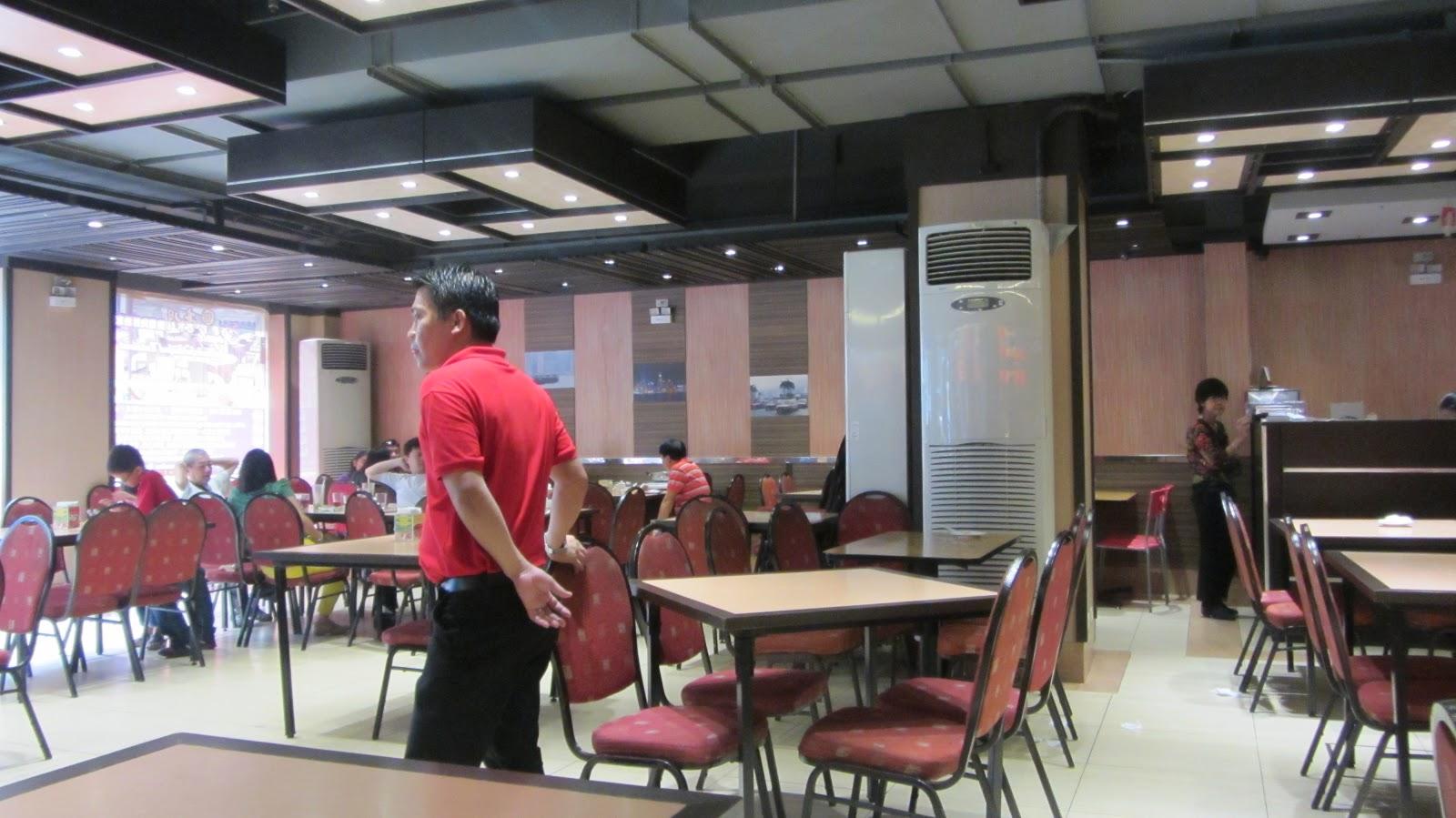 Golden Fortune Restaurant in Binondo | walkandeat