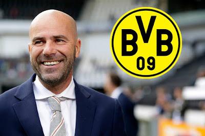 Nuevo técnico del Borussia Dortmund