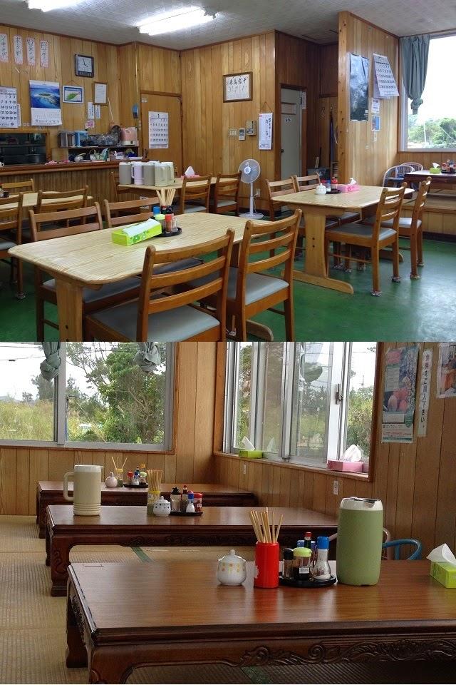 ぎんばる食堂の店内の写真