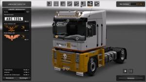 Truck - Renault Magnum V 0.3