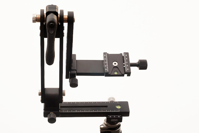 Hejnar Photo Modular Gimbal Head on Ball Head