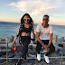 Khanyi Mbau and her long-time boyfriend Tebogo Lerole are still going strong