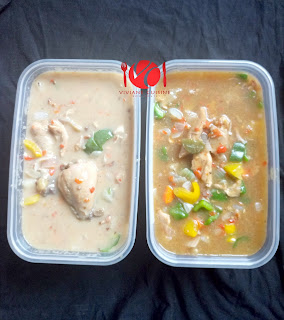 How to Make Coconut Chicken Sauce 5