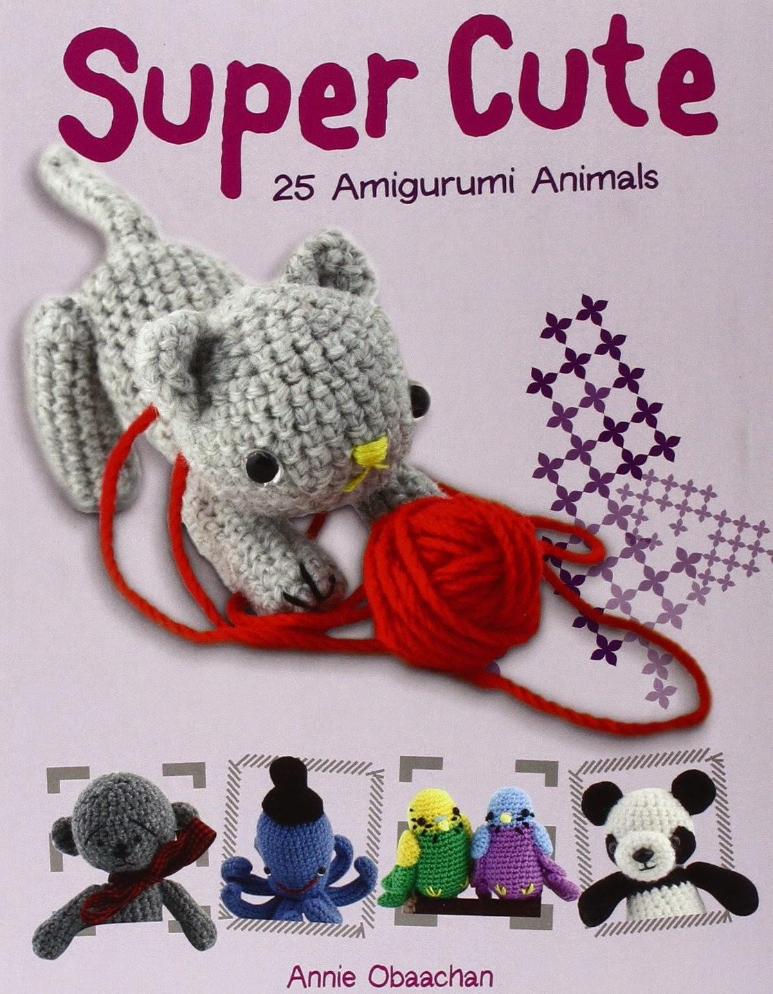 Amazon.com: The Big Book of Little Amigurumi: 72 Seriously Cute ... | 1436x1117
