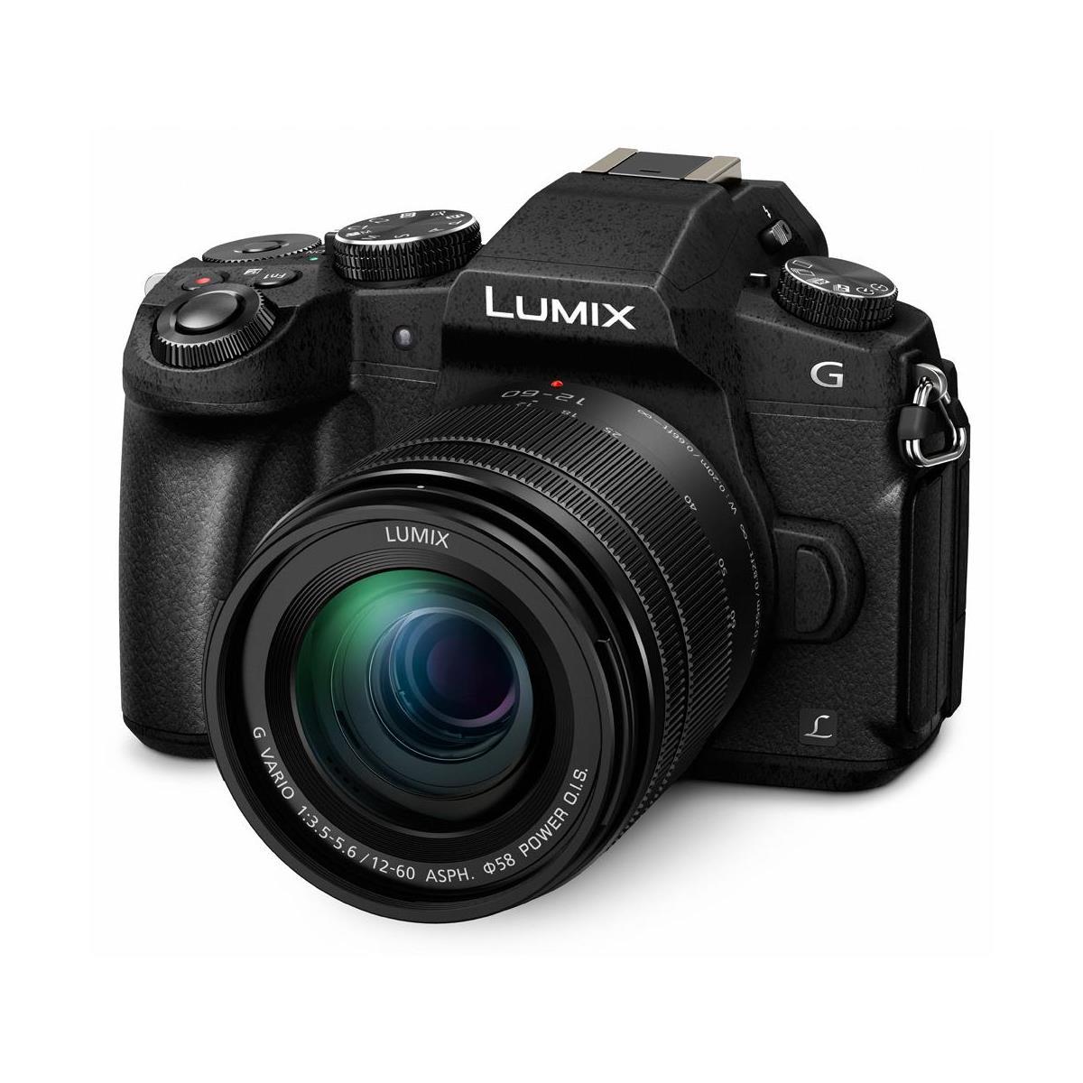 Panasonic Lumix G80/G85