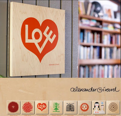 Alexander Girard Plyprints