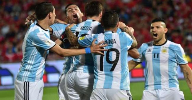 الأرجنتين تصل إلى نهائي كوبا أمريكا  2016 بأربعة أهداف مذلة في الولايات المتحدة ومباراة حماسية شديدة وهجمات منظمة
