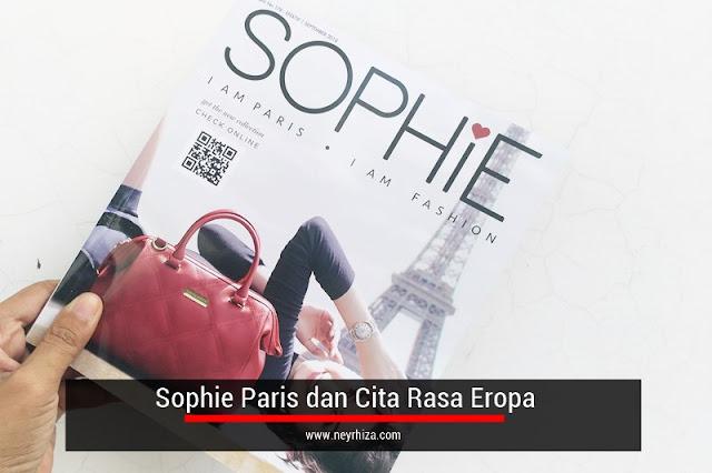 PRODUK TERBARU SOPHIE PARIS