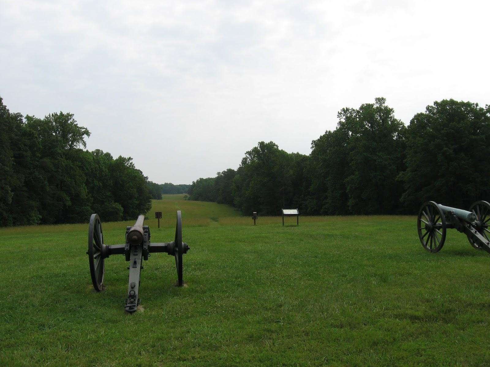 Virginia Civil War Battlefields