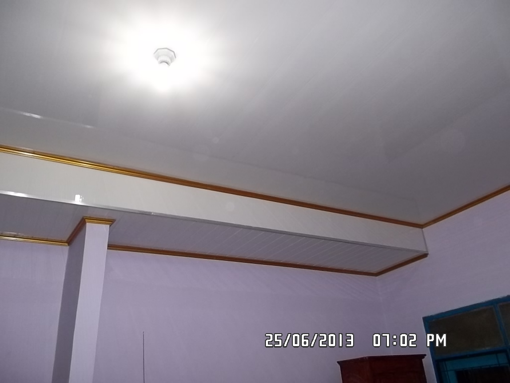 Kang Bang Lampung Plafon PVC Pemasangan Plafon PVC Rumah
