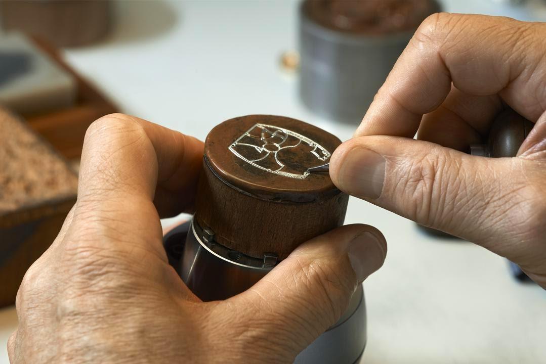 Artesanía en la relojería 36