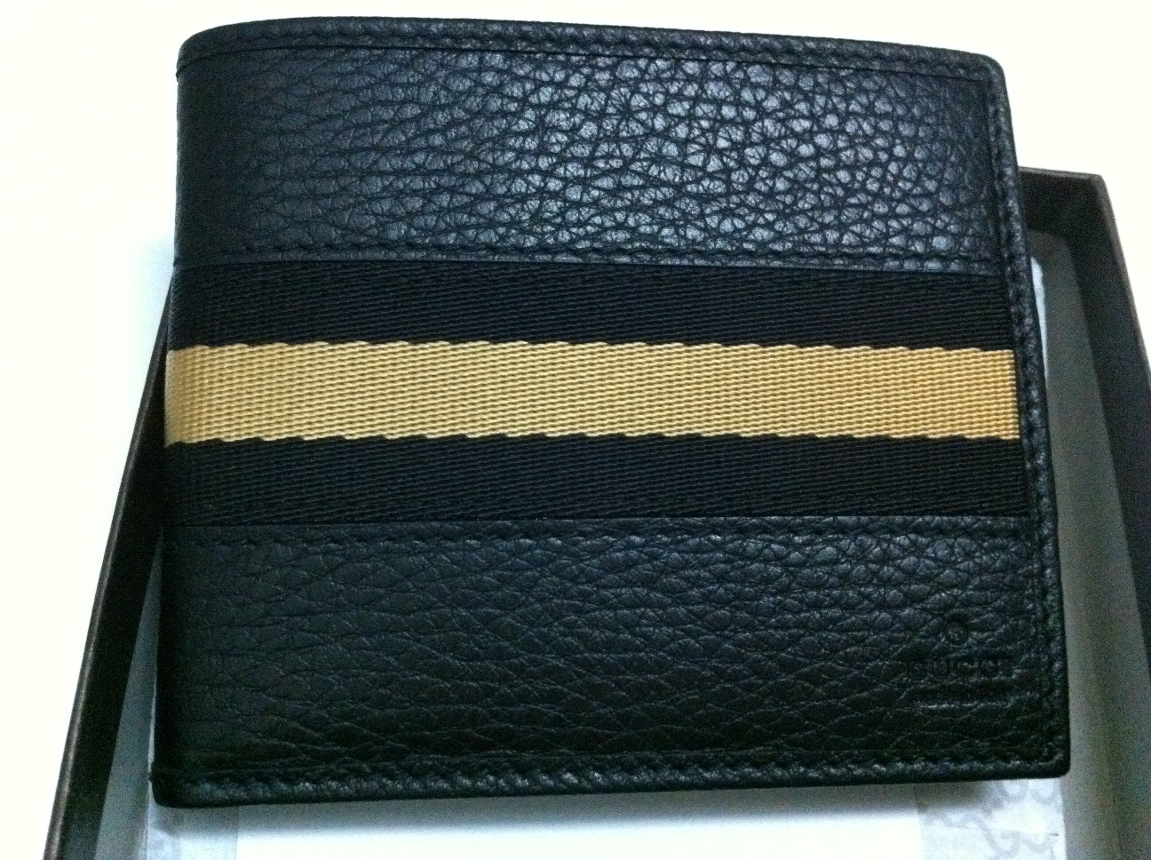 Authentic Luxury Items @ Bargain Price: Gucci Men leather ...