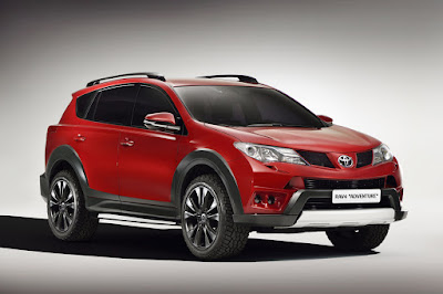 2017 Toyota RAV4 Hybrid HD Photos collection 01