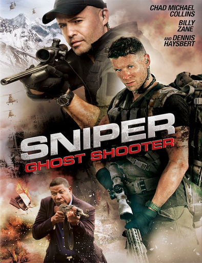 Ver Sniper 6: Ghost Shooter (2016) Online