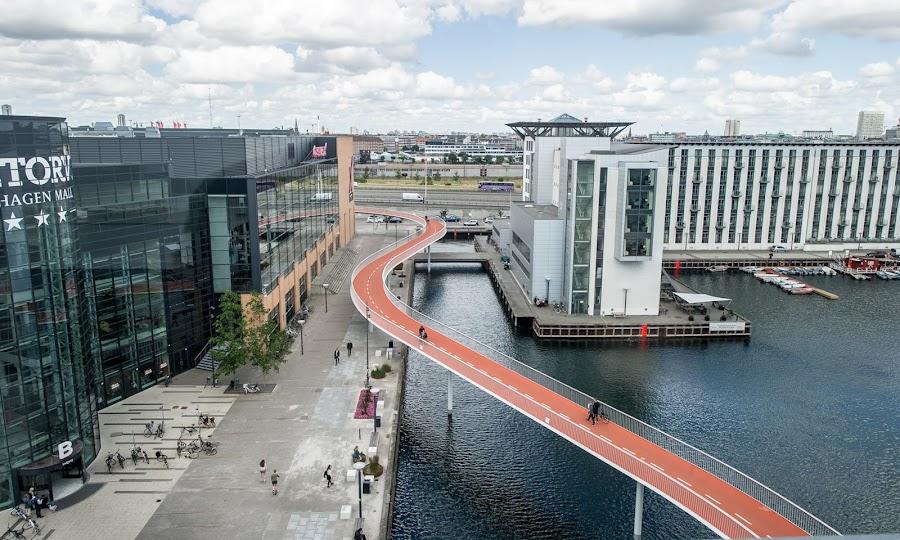 Turismo en bicicleta en Copenhague