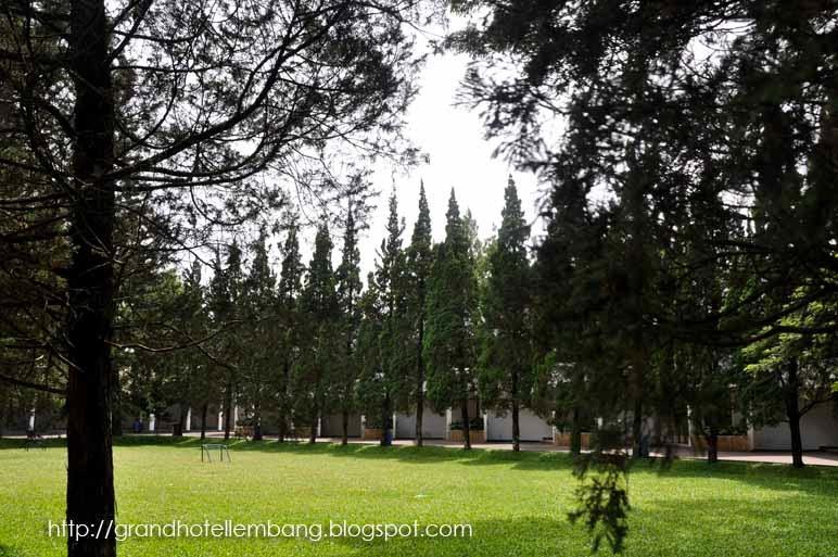 Tempat Gathering di Lembang