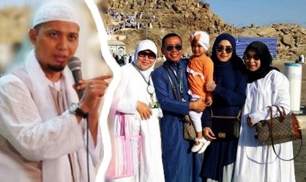 Postingan Viral Ustadz Arifin Ilham: Mereka yang Riya atau Kita yang Dengki?