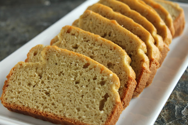 sesame bread, gluten-free, low-fructose