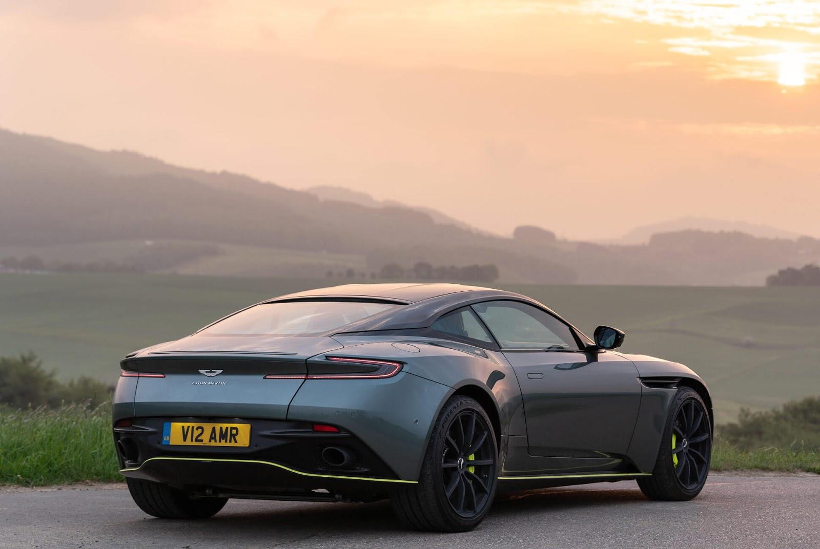 Aston Martin Db11 Amr 2019 Insight Trending