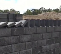 Watch these Brick Dominos fall and wait till the end...