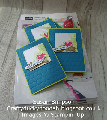 2017 Catalogue Launch Make & Take Project, Craftyduckydoodah!, Stampin' Up! UK Independent  Demonstrator Susan Simpson, Supplies available 24/7 from my online store, Wood Crate Framelits Dies, Wood Words,