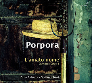 L'amato nome: Canatas for the Prince of Wales, Opus 1