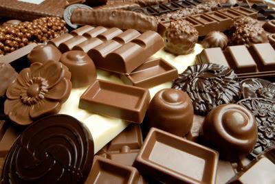 انواع الشوكولاته