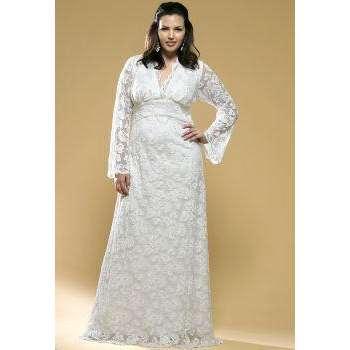 5eb4c8e523 Casa Vians Perfeito Presente  Vestidos de Noiva Boho Chic