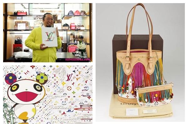 Monogram Multicolore handbags Louis Vuitton and Takashi Murakami  collaboration 5582464a462bd