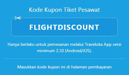 Kode Kupon Traveloka