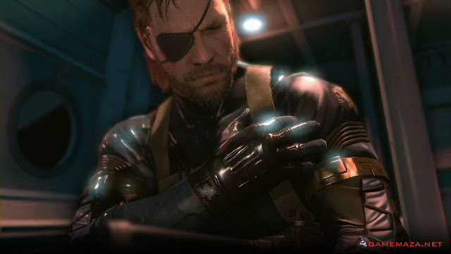 Metal Gear Solid V Ground Zeroes Gameplay Screenshot 3