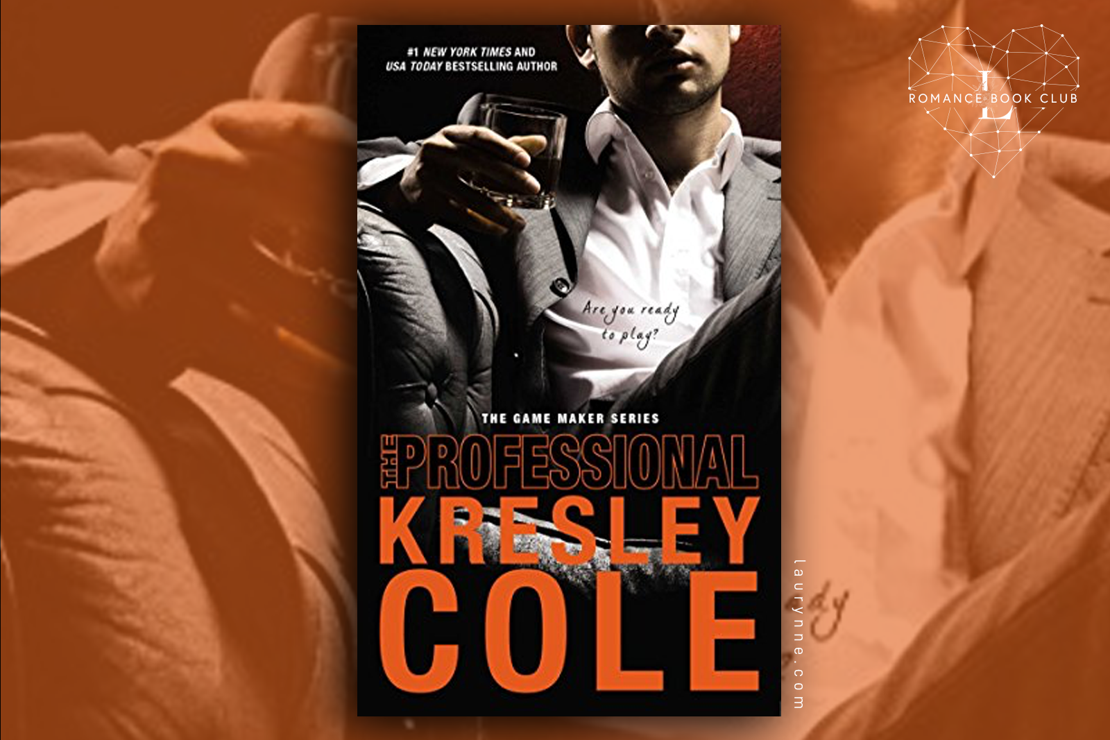 Book Review - The Professional by Kresley Cole