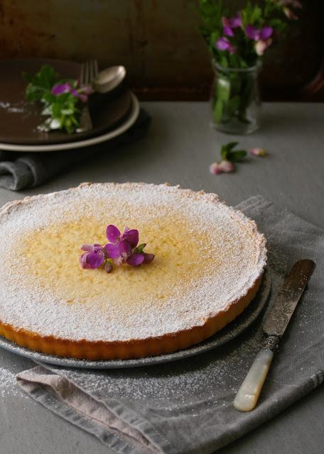 Classic lemon tart